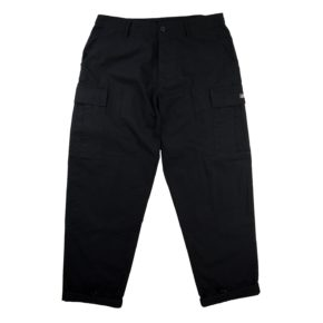 OBTAIN Cargo Pants. Ripstop, 100% cotton.